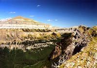 Ordesa Canyon view