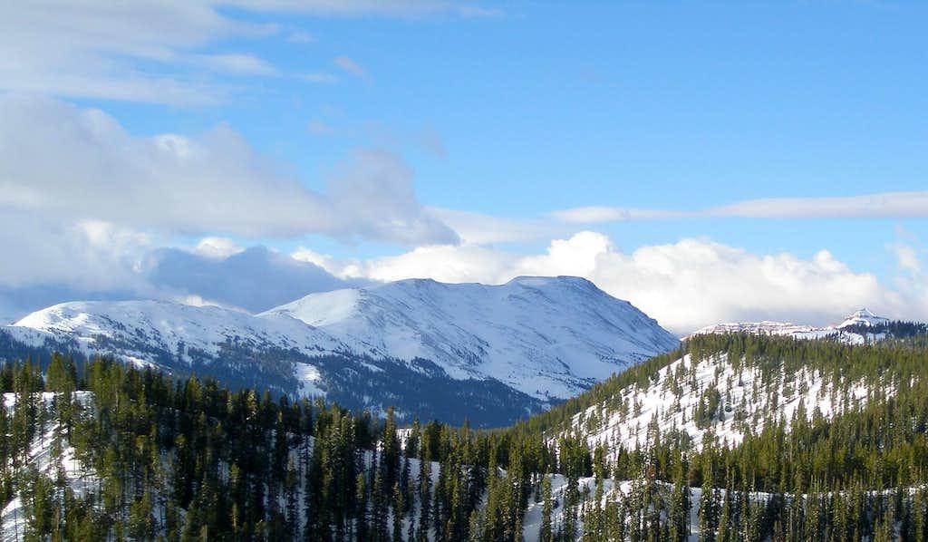 Northwest Blacks Fork Peak