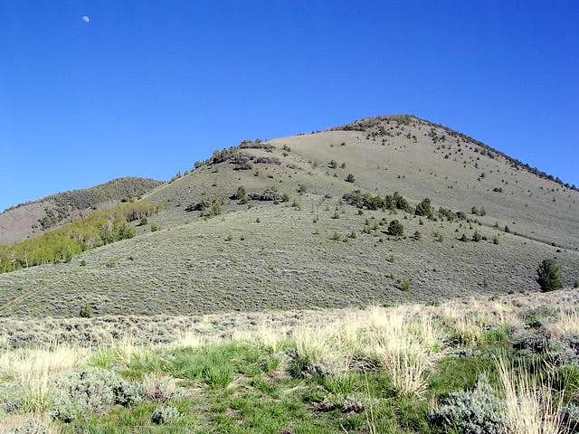 North Shoshone Peak