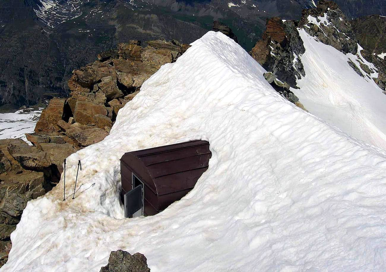 <font color=ff7000>⌂</font>Alpine BIVOUACS in the Aosta Valley &quot;Valsavarenche Valley&quot;