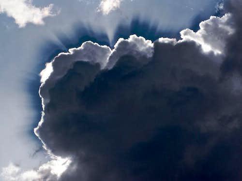 Sun Versus Clouds