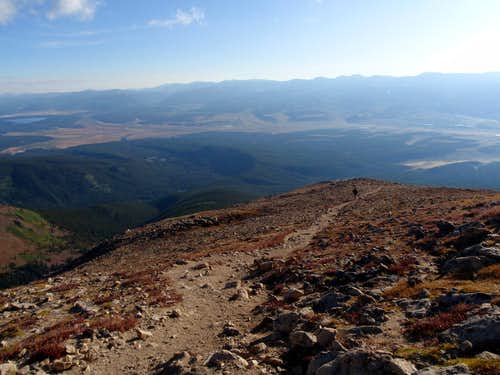 Leadville Valley