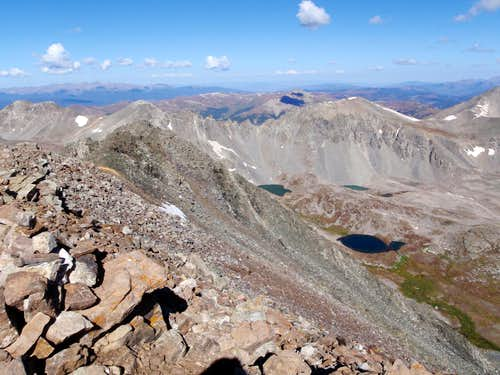 Quandary Summit View