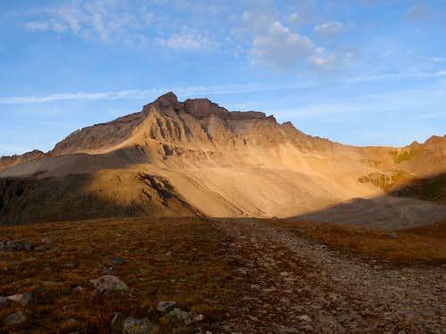 Gilpin Peak Dawn
