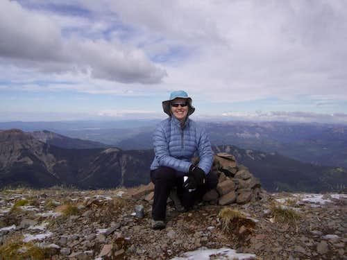 Summit Peak summit