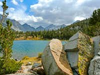 Heart Lake, Little Lakes Valley