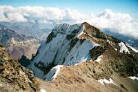 Aconcagua's South Face