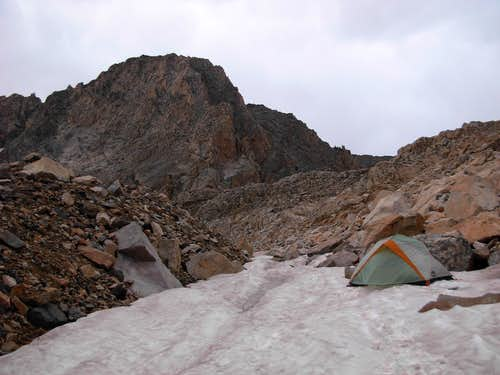 Granite Peak High Camp