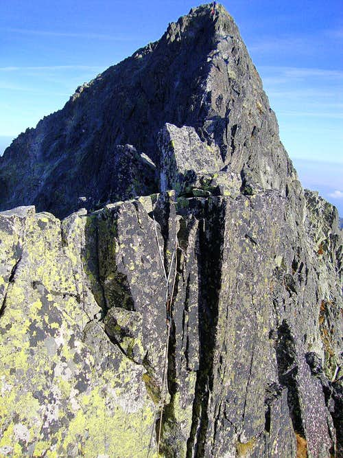 On Ladovy ridge