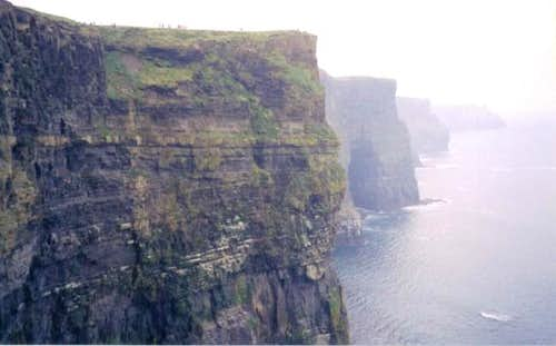 Beautiful Cliffs of Moher-...