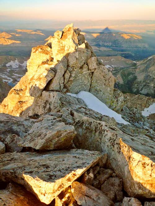 Grand Teton Shadow