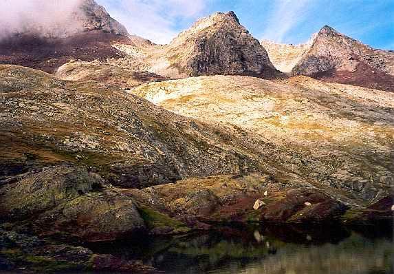Fulsa from Lago d'Urdiceto