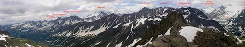 Val Bedretto S ridge