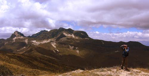 Guagua/Rucu Pichincha