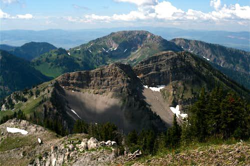 Nameless Salt Peaks