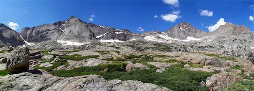 Upper Glacier Gorge