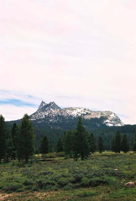 Cathedral Peak, May 31, 2004