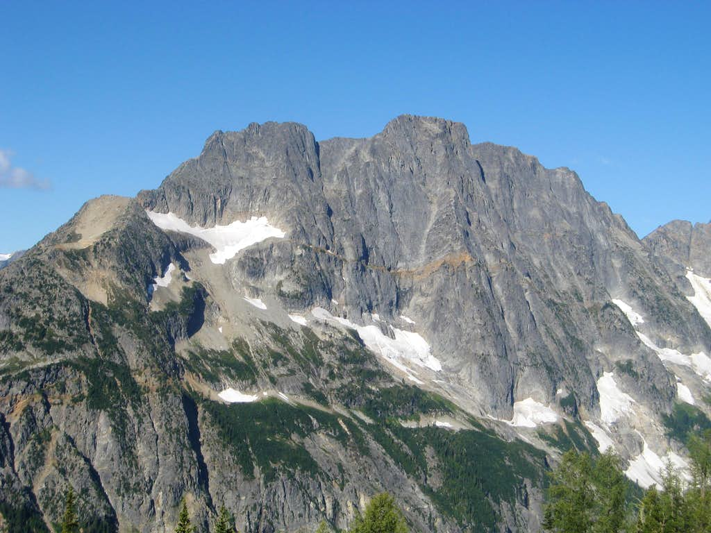 Booker Mountain