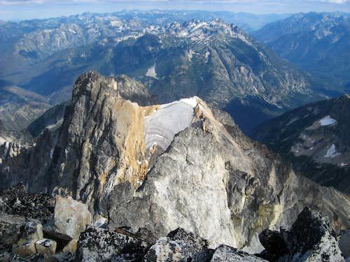 Goode Mountain ridge