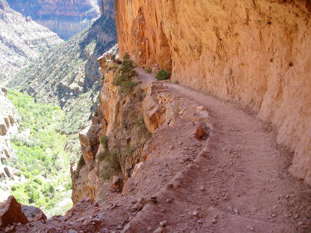 Redwall trail