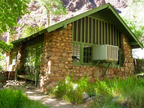 Phantom Ranch canteen