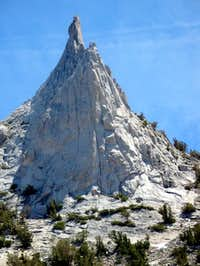 Cathedral Peak - June 2004