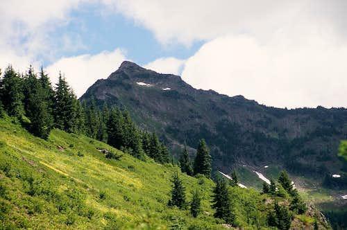 East Summit of Goat Mountain