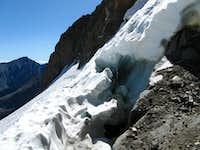 Sill Glacier 'Schrund