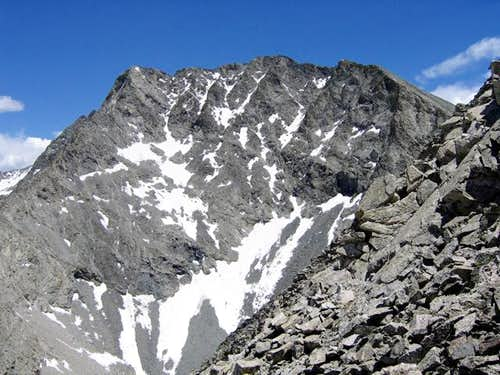 Little Bear Peak viewed from...