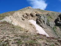West Summit, Southern Slopes