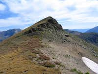 East Summit, West Face