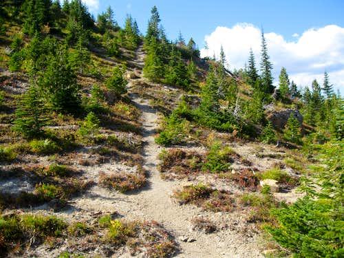 Ousel Peak Trail