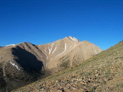 Boundary Peak, Nevada's HP