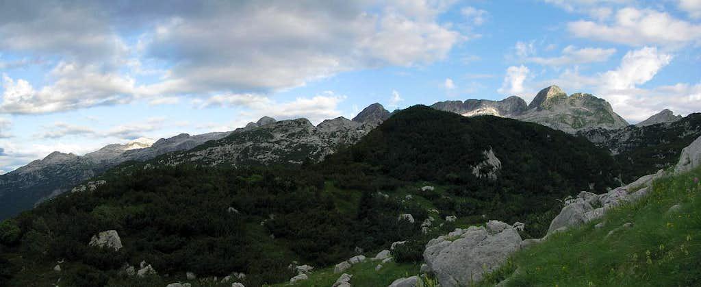 Kaninskie Peaks