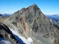 Kitling Peak from Honeymoon Hump