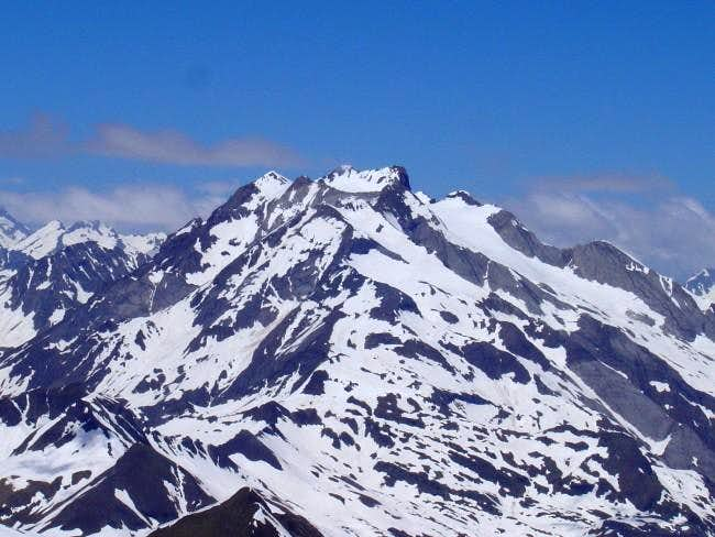 Massif of Vignemale