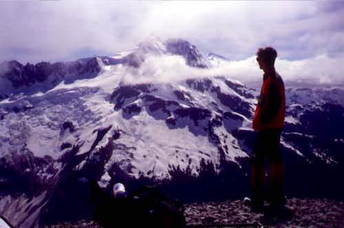 Looking at Mt. Shuksan from...
