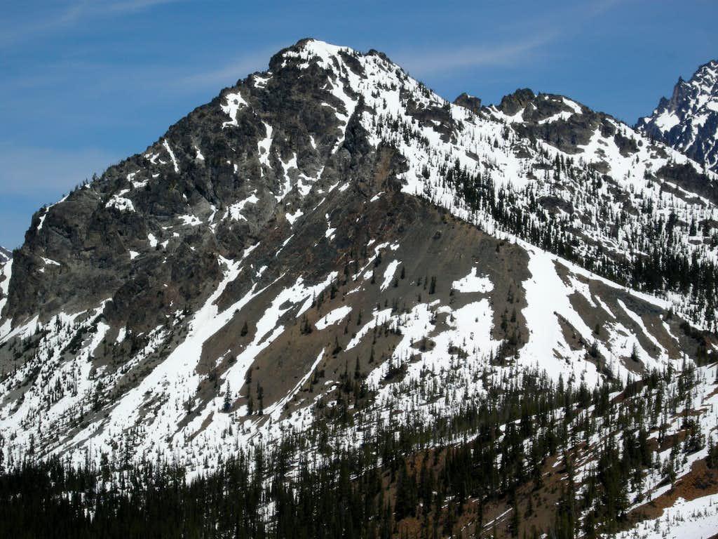 Bills Peak from Judi's Peak