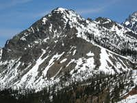 Bills Peak from Judi s Peak