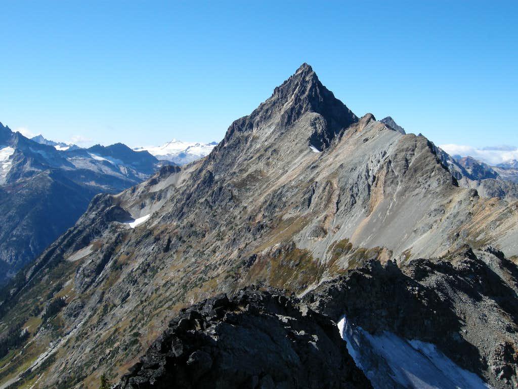 Mesahchie Peak