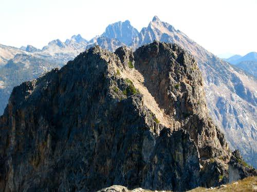 New Morning Peak