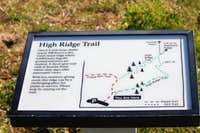 High Ridge Trail - A Map to Get You Oriented
