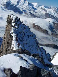Rimffishorn ridge