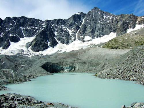 Lac du Glacier d'Arsine