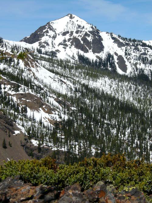 Teanaway Peak