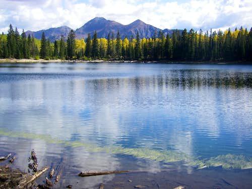 Mount Owen and Ruby Range