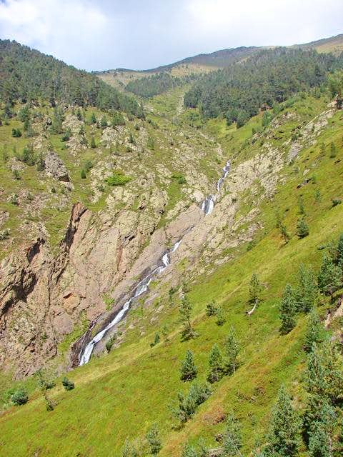 Waterfall of Piarre