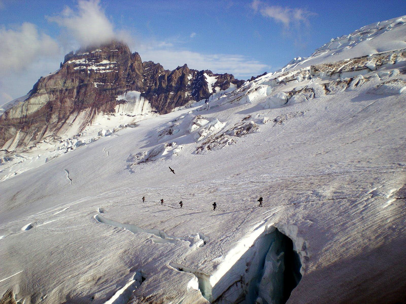 Emmons-Winthrop Glacier Route