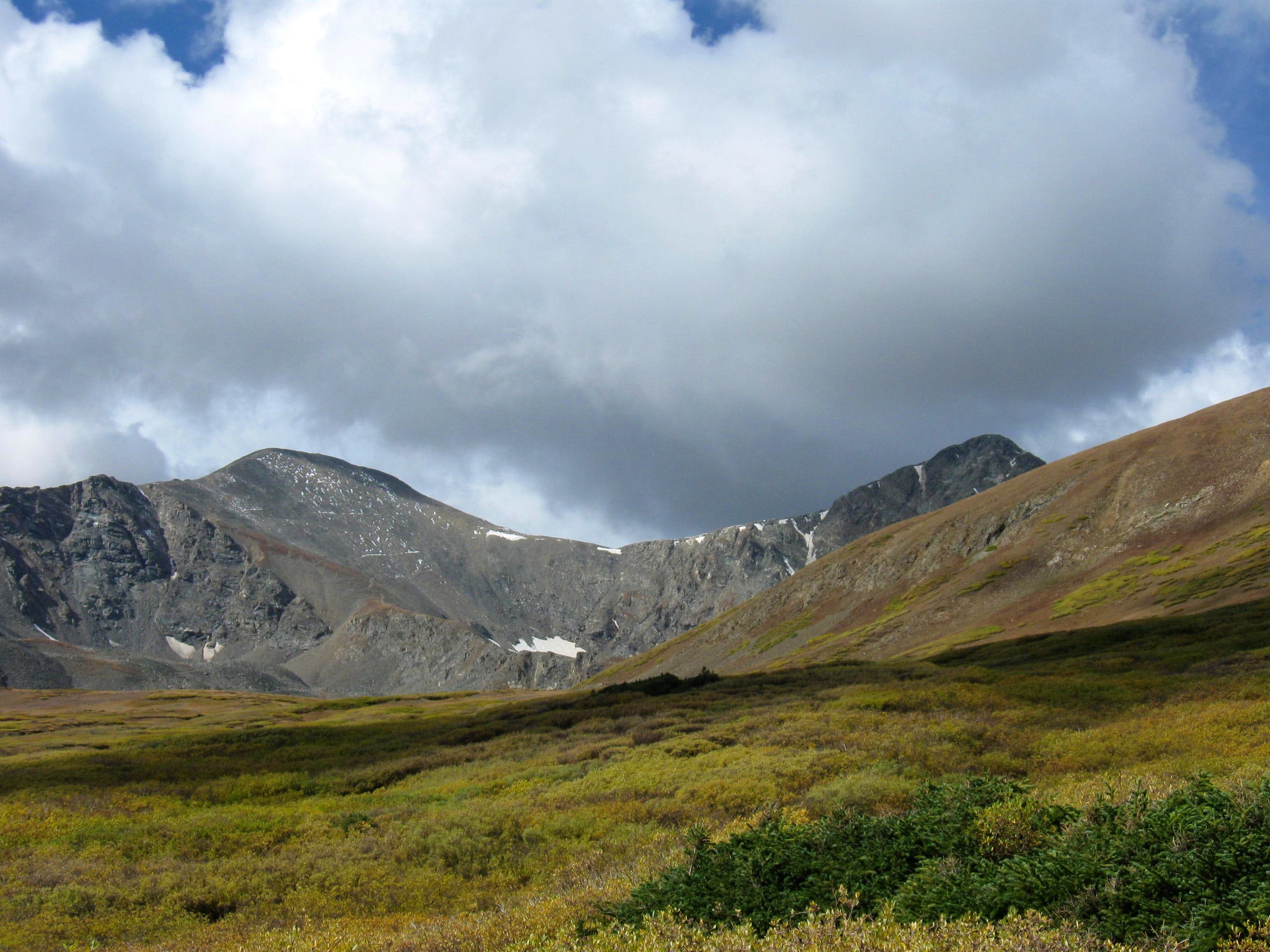 Torreys Peak and Grays Peak 9/20/09