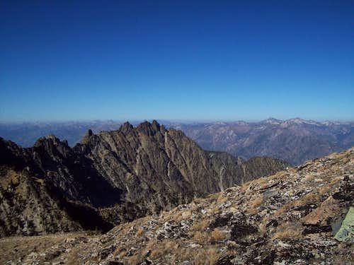 Cloudcomb Peak